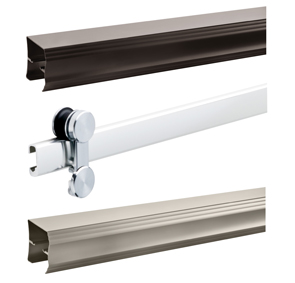choose your track - Delta Shower Doors